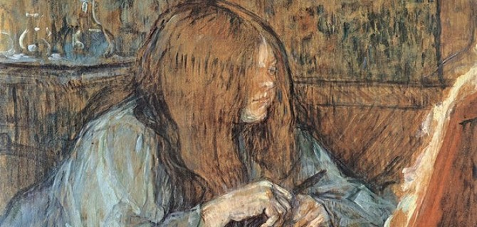 Mostra su toulouse lautrec a palazzo reale for Mostra toulouse lautrec