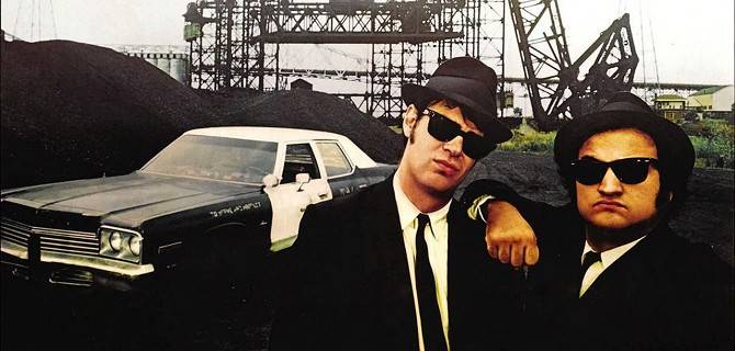 The Original Blues Brothers Band live al Blue Note