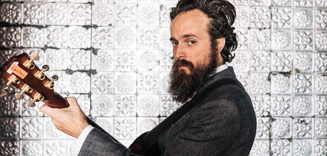 Iron & Wine live all'Alcatraz