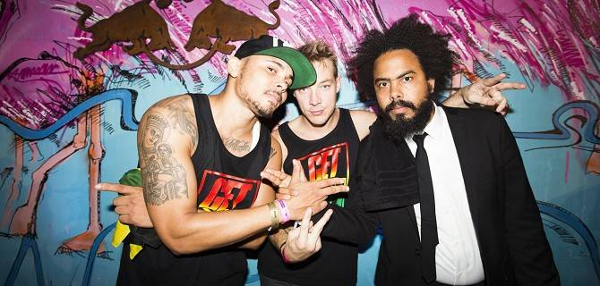 Alla MTV Music Week anche I major Lazer, con la loro hit dell'estate Lean On