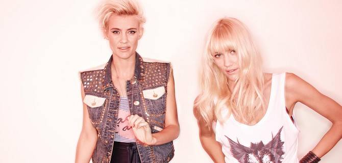 Dj set di NERVO al Just Cavalli