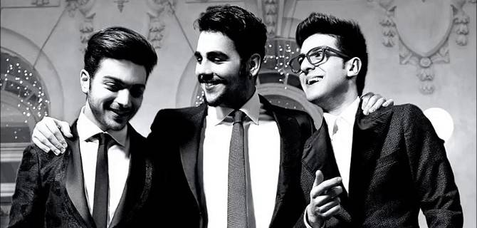 Il Volo protagonista a Zanetti and Friends Match for Expo Milano 2015